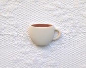 Coffee Cup Lapel Pin