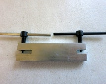 """2 HOLE PUNCH, Metal Punch, 1/16"""" & 3/32"""" Holes, Ready to Ship!"""