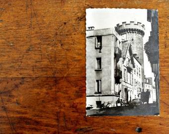 vintage postcard france