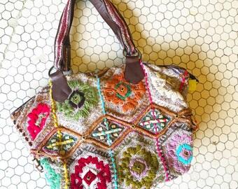 Miss Albright's Tapestry Bag