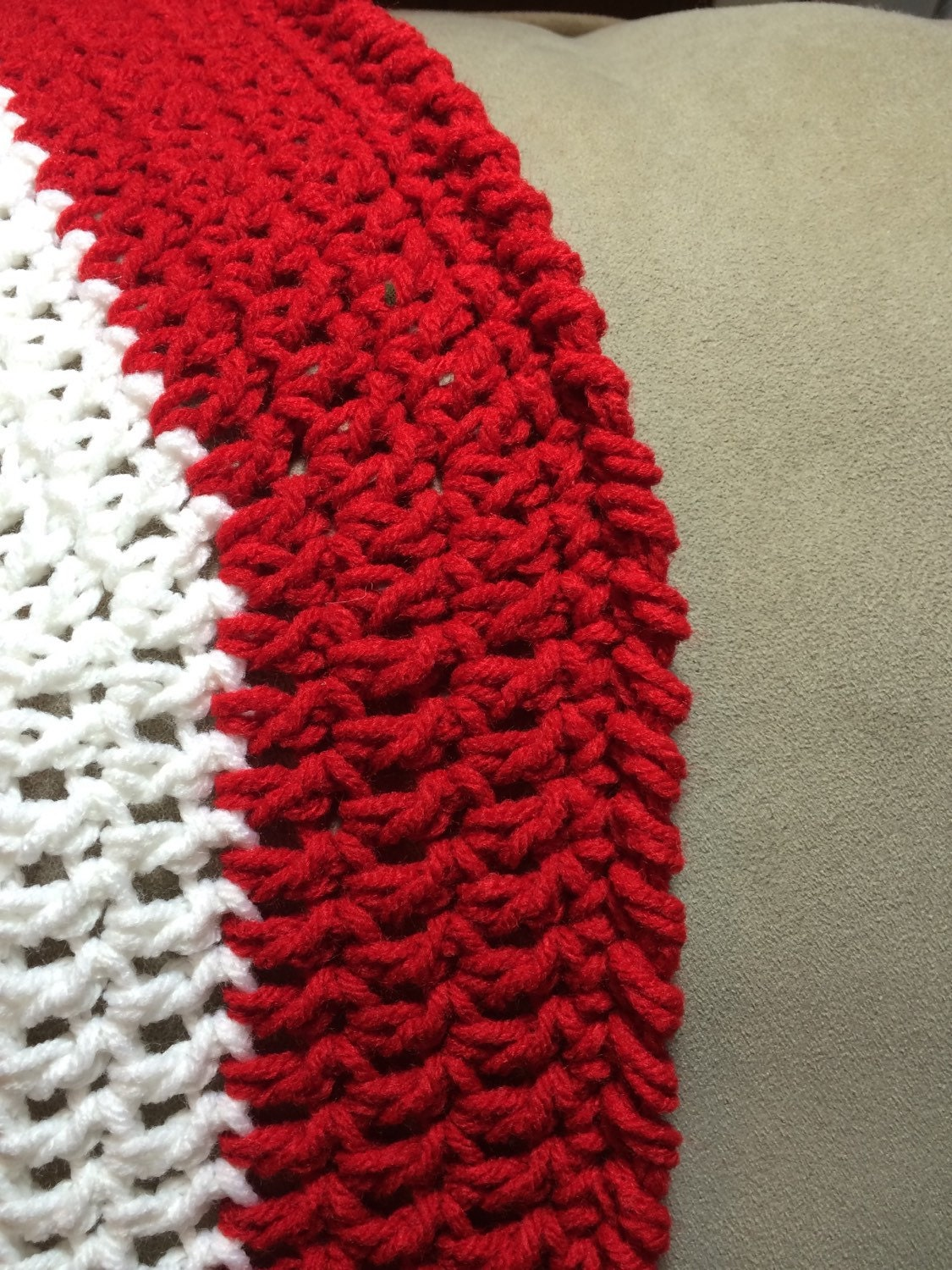 Captain America Inspired Blanket / Super Hero / Crochet ...