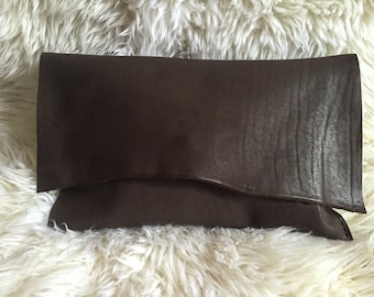 Brown Clutch- 1447