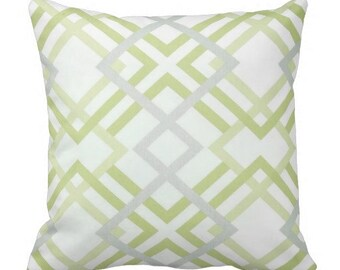 bed pillows couch pillows chair pillows kiwi grey pillow green pillows