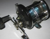 Penn 9 Level Wind Baitcasting Fishing Reel collectible