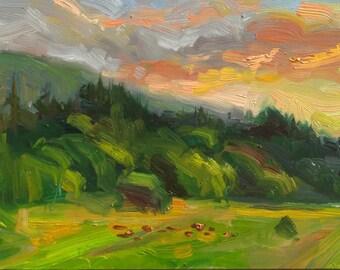 Valley of the Elk