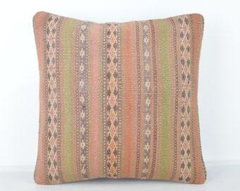 Decorative Pillows, KP858, Designer Pillows, Kilim pillow, Bohemian Decor, Wool Pillow,  Bohemian Pillow, Accent Pillows, Throw Pillows