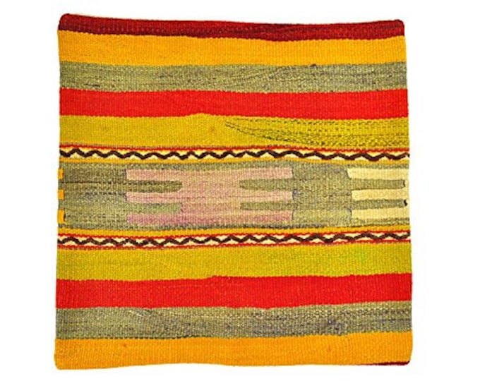 Kilim pillow cover, mkp1-36, Kilim Pillow, Turkish Pillow, Kilim Cushions, Kilim, Moroccan Pillow, Bohemian Pillow, Turkish Kilim
