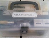 Close to My Heart Distressing and Texture Tools Kit