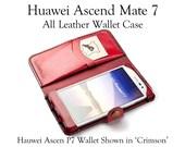 Huawei Ascend Mate 7 Leat...