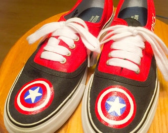 Captain America Shoes