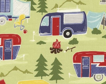 Timeless Treasures - Campers