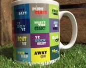 N.Ireland sayings mug