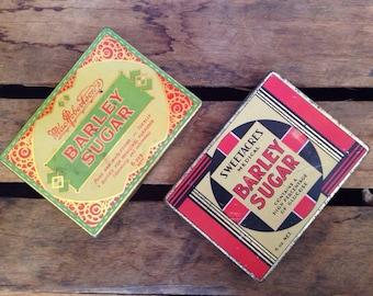 Vintage Tins - Barley Sugar