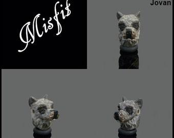Glass Portraiture Misfit #12