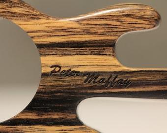 Gitarre Ring Schmuck Kunst Maffay