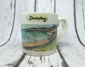 Personalised Beswick Mug for Dorothy!