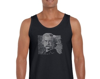 Men's Tank Top - Mark Twain