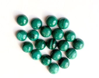 Natural Malachite Gemstone Cabochons lot for jewelry making fine quality gems supplier at wholesale prices stones from lapidary