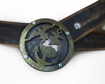 USMC Buckle & Belt