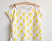 Yellow Egg Yolk T-Shirt