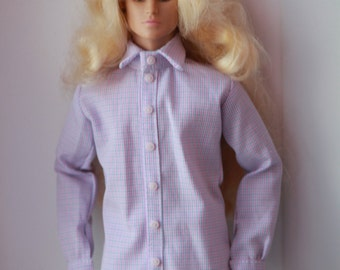 Shirt for fashion royalty man male boy
