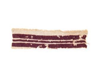 Egyptian Cloth Fragment [ FNS897a]