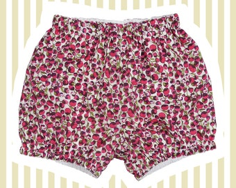 Liberty of London Mini Bloomers   Bubble Shorts for Baby