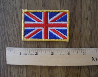 "Vintage patches from 1970's ""Flag"""
