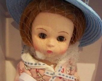Rain Rain go Away Madame Alexander 8 inch doll