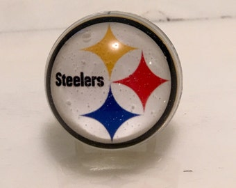 Pittsburgh Steelers Ring - Steelers Ring - Football Ring - Football - Pittsburgh Steelers - Ring
