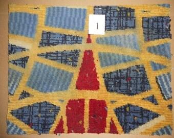 Dragon Con Marriott Marquis Carpet Atlanta 16 x 20