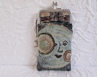 35A - iPhone 6 Case Fabric, iPod Touch Case, Cell Phone Case, Samsung Galaxy Case, cover handmade
