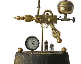 Steampunk Ray Gun No.27