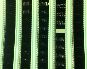 "35mm Movie Trailer Film Strips ""The Haunting"" 5 Strips - Scrapbook - Bookmark"