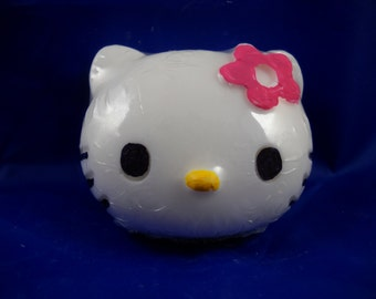 Hello Kitty Soap in Gift Bag With Bow