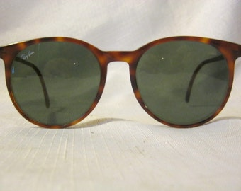 Rare Vintage Ray-Ban Style C Tortoise Sunglasses Made In USA
