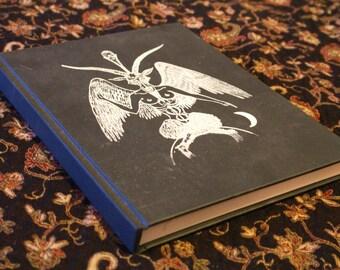 Large Hardcover Baphomet Sketchbook