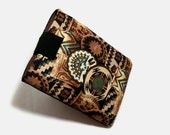 Hand Crafted Tablet Case from Aztec Fabric/  Case for iPad, Samsung Galaxy, Kindle Fire HD, Google Nexus