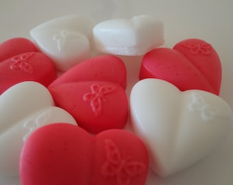 Wedding Heart Soap, Decorative Soap,Wedding Soap,Valentine Soap,20 Pieces.