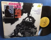 "RARE, Vintage Johnny Cash - ""Story Songs Of The Trains And Rivers"", Vinyl LP, Record Album, Original 1969 Sun, Tennessee Two, Hey Porter"
