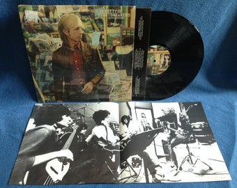 """RARE, Vintage, Tom Petty And The Heartbreakers - """"Hard Promises"""" Vinyl LP, Record Album, Original First Press, The Waiting, A Woman In Love"""