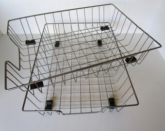 Industrial Wire File Baskets