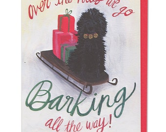 Leroy Barking All the Way Box Set of 8