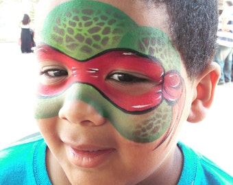 NYC Face Painting for Party Events in Queens Brooklyn Harlem Manhattan Bronx Staten Island Long Island