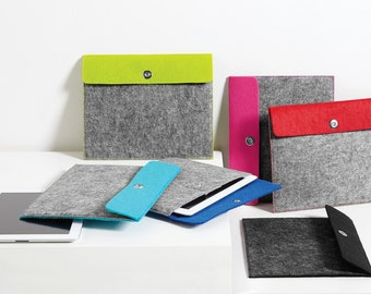 Felt Tablet Sleeve Cover