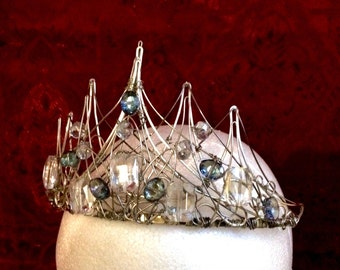 Wire Bridal Tiara