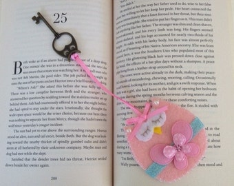 Pink Owl Bookmark