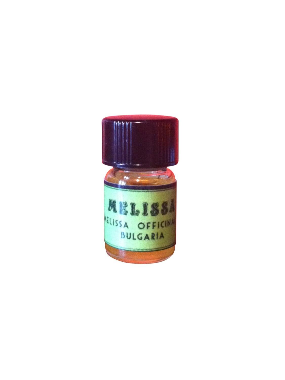 Melissa oil lemon balm