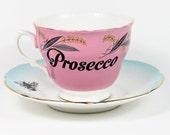 Prosecco Teacup