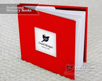 Baby Memory Book -  Red